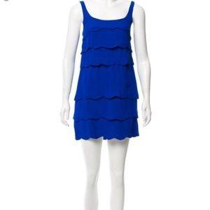 Dresses & Skirts - Sandro sleeveless cobalt dress size 3